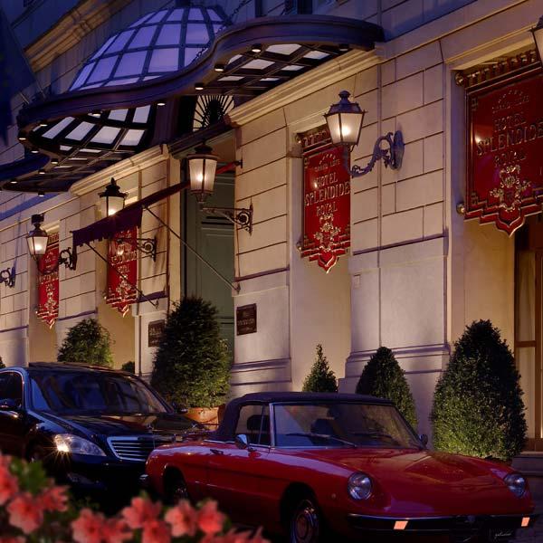 Hotel Splendide Royal - Roma e 38 hotel selezionati nei dintorni