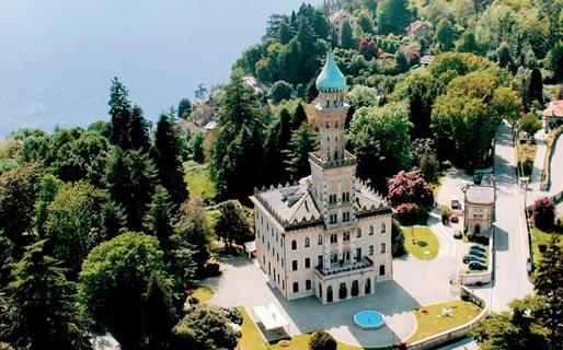 Villa Crespi Orta San Giulio Hotel