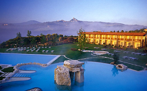 Adler Thermae 5 Star Hotels San Quirico D Orcia