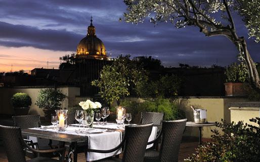 Hotel d'Inghilterra 5 Star Hotels Roma