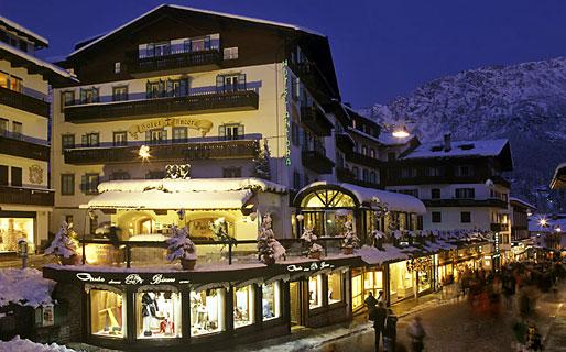 Hotel Spa Cortina D Ampezzo