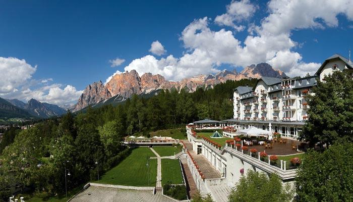 Hotel Cristallo Cortina D Ampezzo