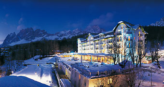Cristallo Hotel & Spa Cortina d'Ampezzo Cortina d'Ampezzo hotels