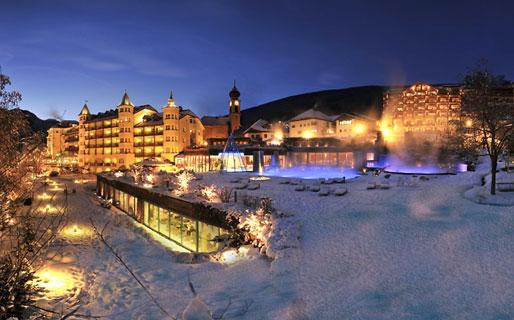 Hotel adler dolomiti spa sport resort ortisei e 34 for Luxury hotel 5 stelle