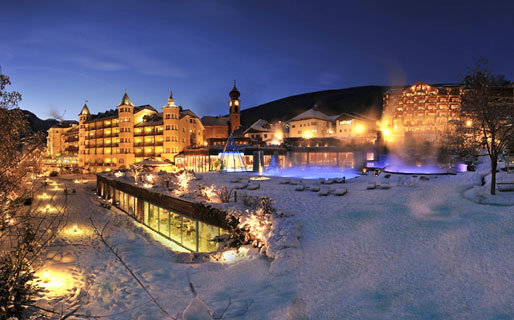 Hotel adler dolomiti spa sport resort ortisei e 34 for Hotel a venezia 5 stelle