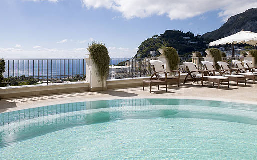 Capri Tiberio Palace Hotel 5 stelle Capri