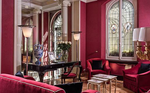 Hotel Regency Hotel 5 stelle Firenze