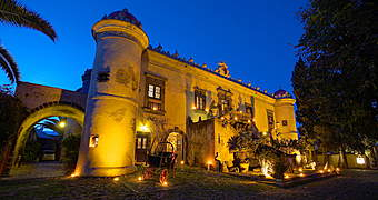 Castello di San Marco Calatabiano Acireale hotels