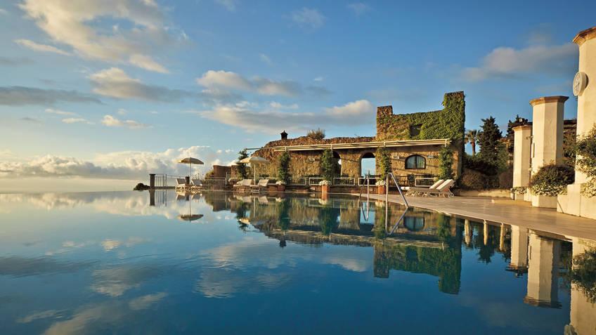 Belmond Hotel Caruso Hotel 5 estrelas luxo Ravello