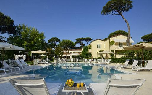 Hotel Villa Roma Imperiale 4 Star Hotels Forte dei Marmi
