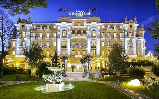 Grand Hotel Rimini Hotel 5 Stelle Lusso Rimini
