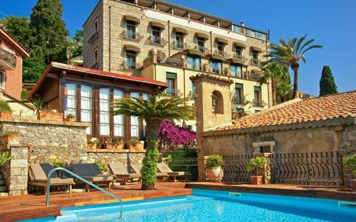Hotel Villa Carlotta Hotel 4 Stelle Taormina