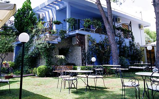 Hotel Villamare 3 Star Hotels Fontane Bianche