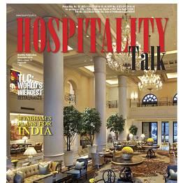 Hospitality Talk - Italy partners for representation in India