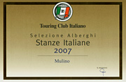 Touring Club Italiano 2007 - Selezione Ristoranti Stanze Italiane 2007