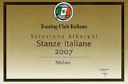 Touring Club Italiano 2007 - Selezione Ristoranti Stanze Italiane 2007