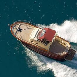Joe Banana Limos - Tour de barco para Capri
