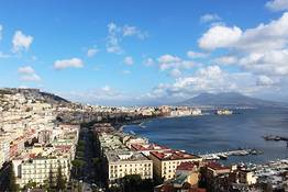 Sorrento Limo - Tour of the City of Naples