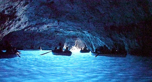 Motoscafisti di Capri - Transfer to Blue Grotto - Blue Line