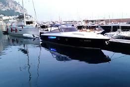 Tecnomar Boat Capri - Boay Transfer Capri - Naples by Itama 38 Speedboat