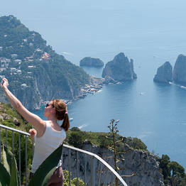 Capri Official Guides -  Mount Solaro - Group Guided Hike - Thursday