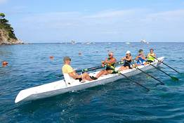 Capri Online - Capri-Naples Costal Rowing Regatta