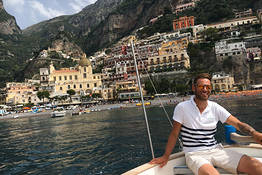 Capri Island Tour - Transfer to or from Amalfi Coast with Capri Boat Tour
