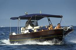 Blue Sea Capri - April special offer: Capri by boat