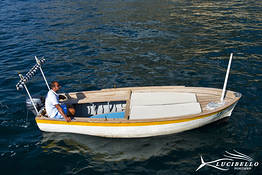 Lucibello  - Rent a Traditional Wooden Boat