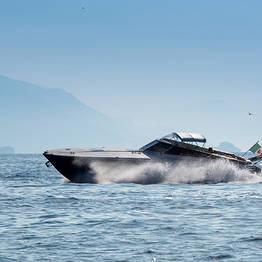 Pegaso Capri Boat Transfers - VIP Transfer Rome - Capri (or vice versa) van+speedboat