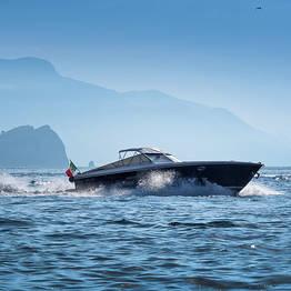 Pegaso Capri Boat Transfers - Boat Transfer Sorrento - Capri (or vice versa)