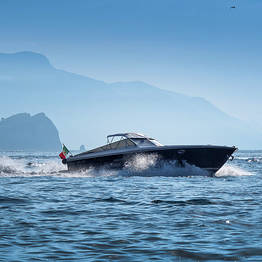 Pegaso Capri Boat Transfers - Boat Transfer Capri - Amalfi Coast (or vice versa)